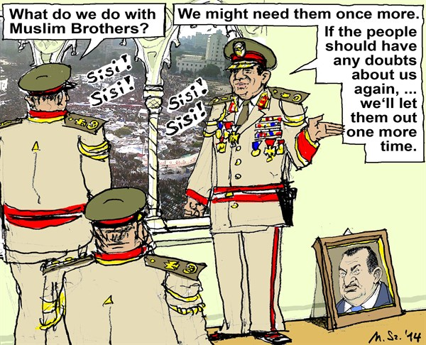 149234 600 New Old Regime in Egypt cartoons