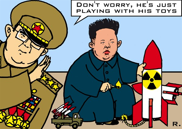 126264 600 Nuclear Tests cartoons