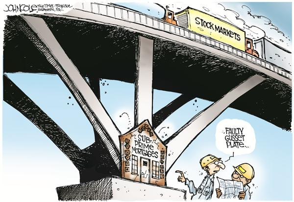 40746 600 Faulty bridges and mortgages cartoons