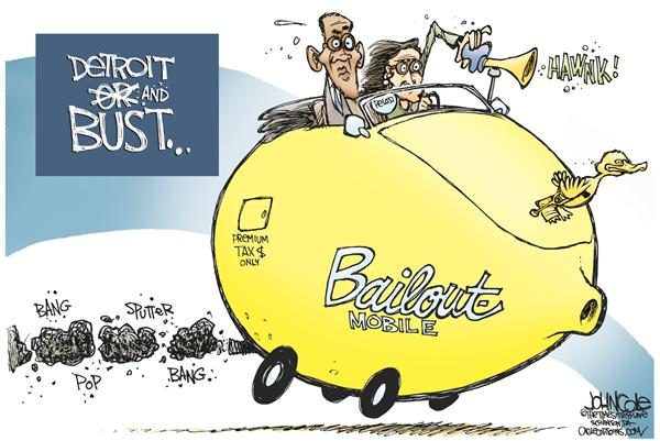 57609 600 To the Bailout mobile cartoons