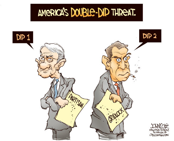 98563 600 Double dip threat cartoons