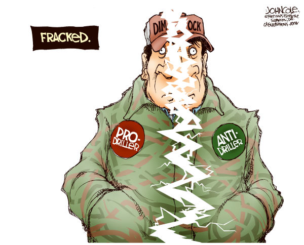 102602 600 LOCAL PA Dimock fractured by gas drilling cartoons