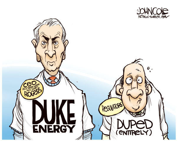 Duke Energy CEO © John Cole,The Scranton Times-Tribune,duke, duke energy, progress, johnson, rogers, wall street, ceo, merger