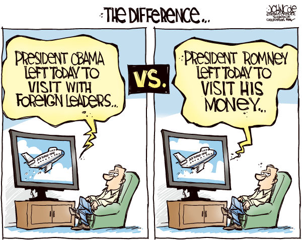 115107 600 Obama Romney difference cartoons