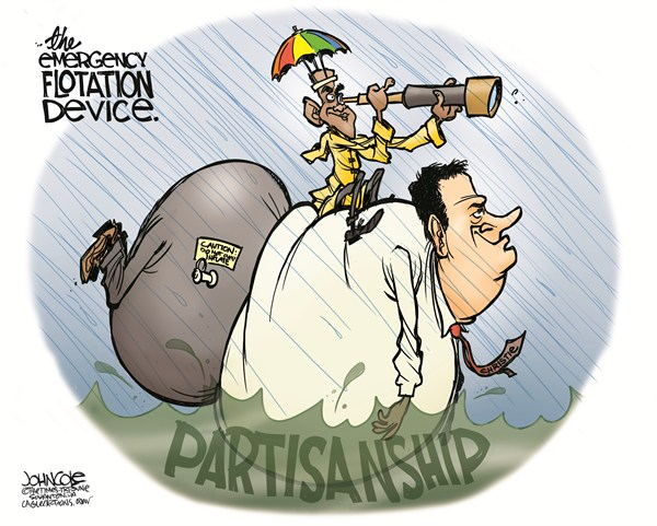 121496 600 Obama and Christie cartoons