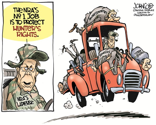 125767 600 NRA and hunting cartoons