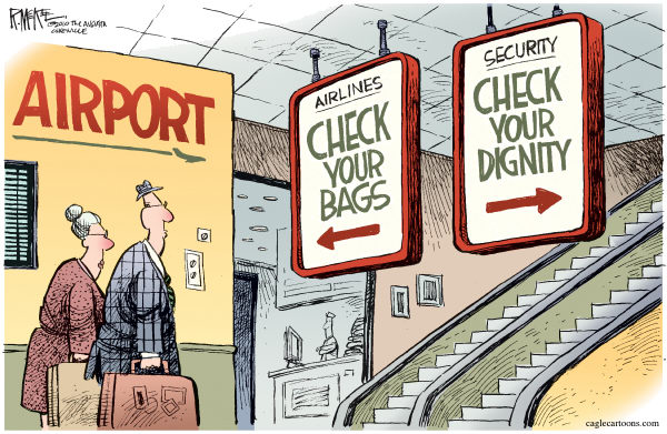 99751 600 Airport Security cartoons