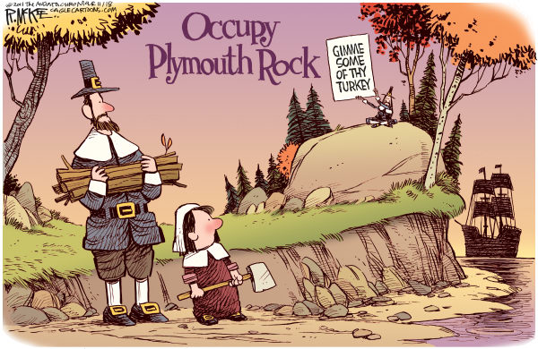101353 600 Occupy Plymouth Rock cartoons