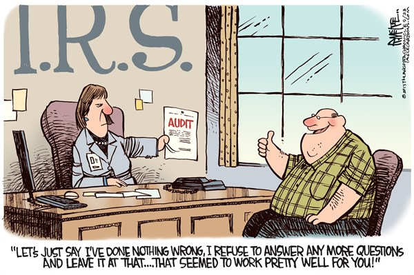 132117 600 IRS Pleads the Fifth cartoons