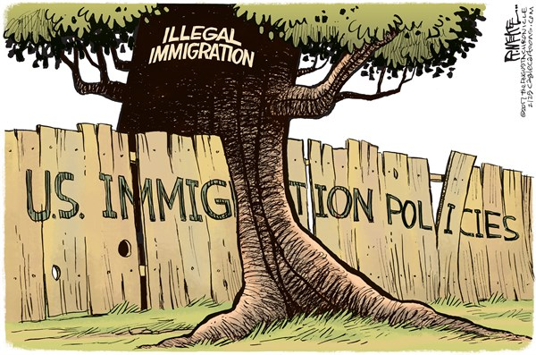 Political Communication, Illegal Immigration