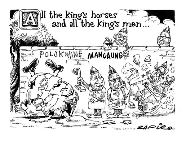 123233 600 Kings Horses and Kings Men cartoons