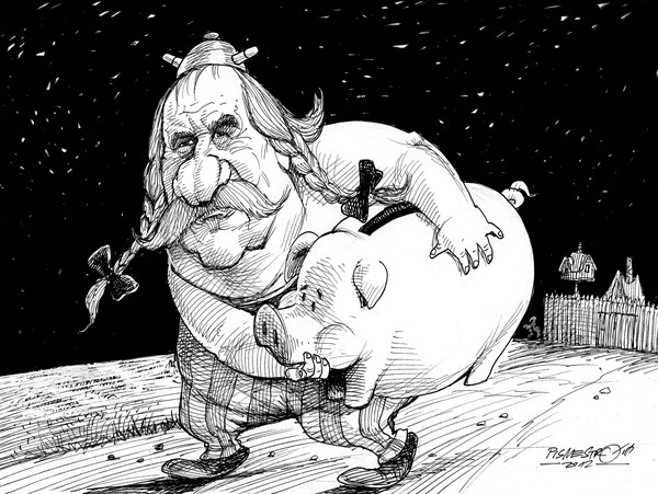 124961 600 Depardieu Obelix cartoons