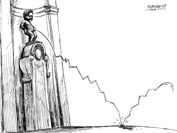 Petar Pismestrovic - Kleine Zeitung, Austria - Trend from Brussels - English - Brussel, Politic, Economy, Crisis, EU, Europe, Money