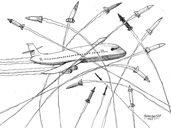 Petar Pismestrovic - Kleine Zeitung, Austria - air races with cross traffic - English - Syria, Ukraine, Iraq, Midlle east, Israel, Hamas, Aerflot, Malaysia, War,Terror, USA, EU, Russia