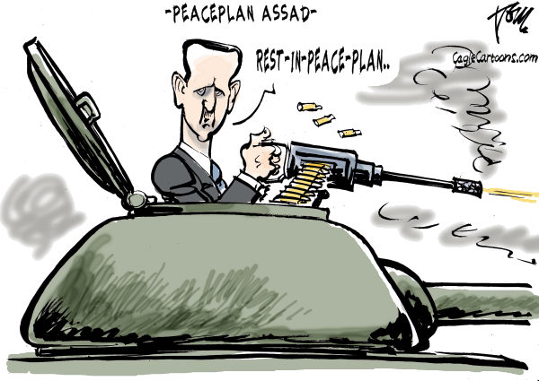 109561 600 Peaceplan Assad cartoons
