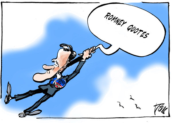 Tom Janssen - The Netherlands - Romney quotes - English - Romney quotes, Romney gaffes,Mitt Romney,