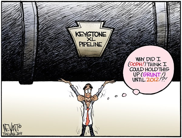 103850 600 Five Cartoons About the Keystone Pipeline cartoons