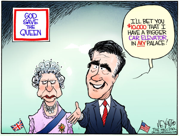 115758 600 Romney Takes London cartoons