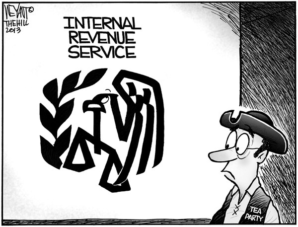 131809 600 IRS Scales cartoons