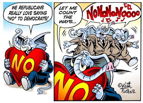 126733 600 Republican obstructionists love the word no cartoons