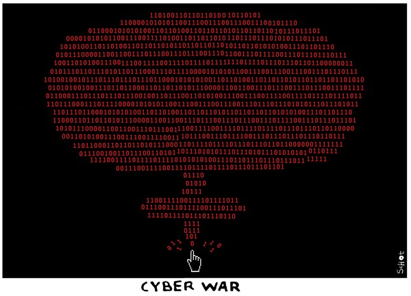 129598 600 Cyber war cartoons