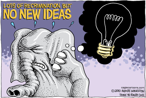 85028 600 No New Ideas from the GOP cartoons
