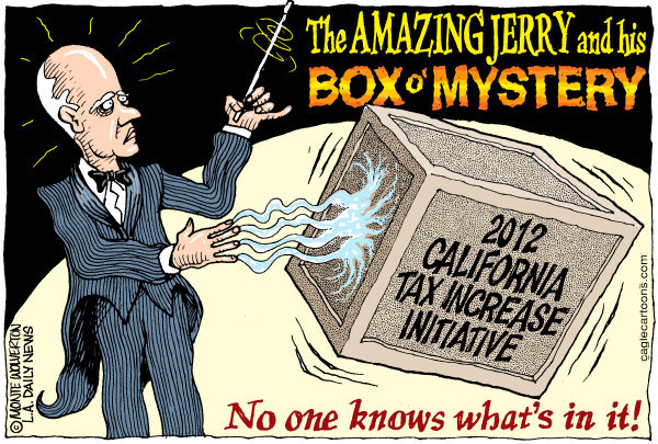 99985 600 LOCAL CA Amazing Jerry and His Box o Mystery cartoons
