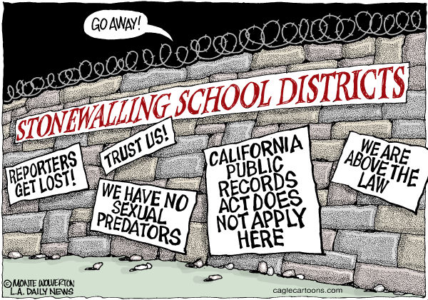 108626 600 LOCAL CA Schools Protecting Sexual Predators cartoons