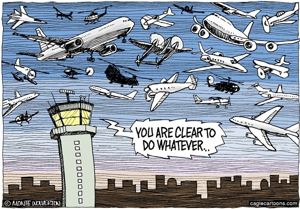 129197 600 Air Traffic Tower Shutdowns cartoons