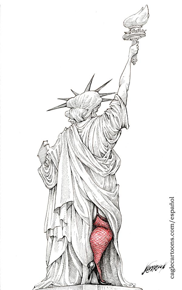 Antonio Neri Licón - El Economista, Mexico - Client 9 -- COLOR - English - Nerilicon, eliot, spitzer, governor, statue, liberty, NY, new york, resign, prostitute, john, client, whore, sex, resign, resignation, george fox, scandal