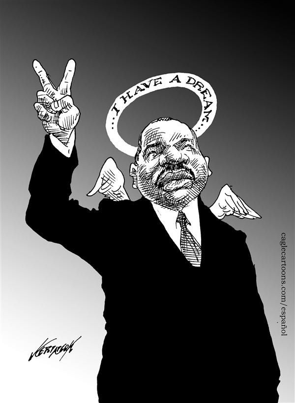 "Antonio Neri Licón - Mexico - Martin Luther King - Spanish - Martin Luther King, "" I have a dream"", afroamericanos, victoria"