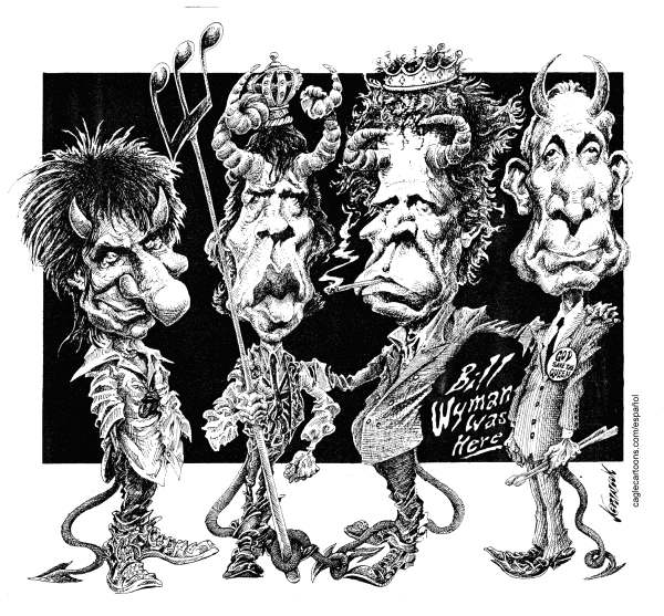 118539 600 The Rolling Stones cartoons