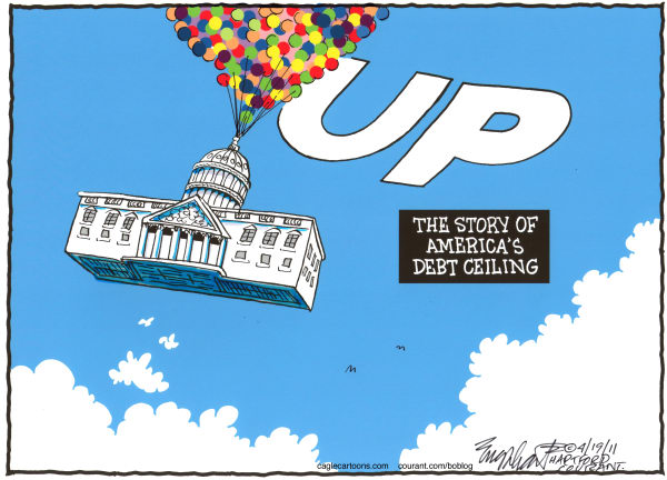 91983 600 Raising the Debt Ceiling cartoons
