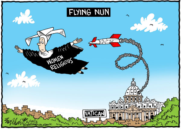 113671 600 Nuns In Trouble With The Vatican cartoons