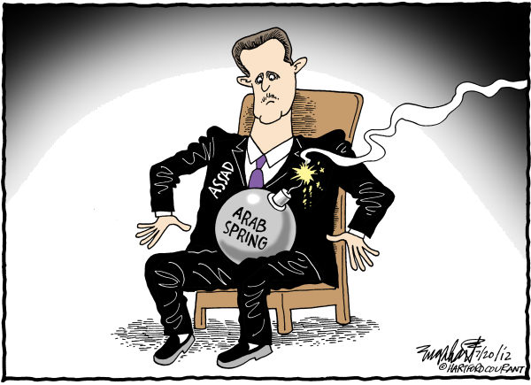 115451 600 Bashar Assad cartoons