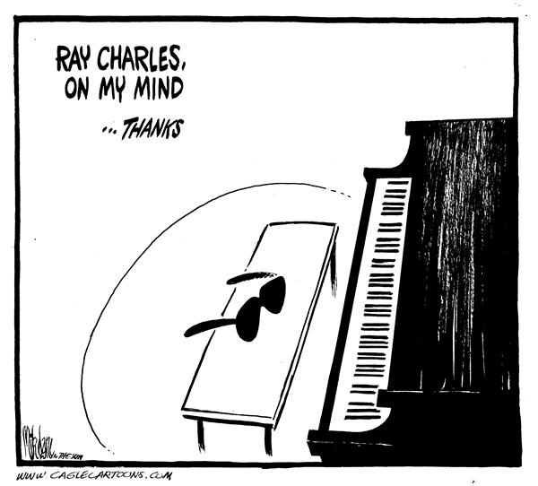 4233 600 Ray Charles Obit cartoons