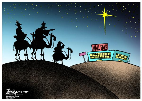 Manny Francisco - Manila, The Phillippines - The Three Wise Men - English - Christmas, the three kings, christmas gift