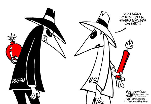 80437 600 Spy VS Spy cartoons