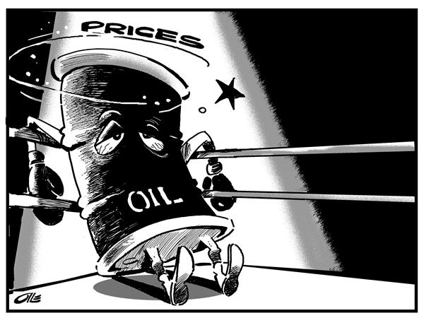 Olle Johansson - Sweden - The fall of oil prices - English - Oil, Prices, boxing, boxer, barrels, barrel, gasoline, gas, fuel, car, cars, price, expensive, big oil, opec