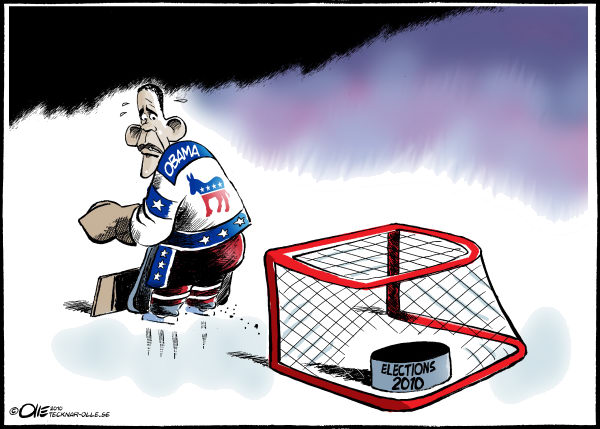 85184 600 Obama the Goalie cartoons