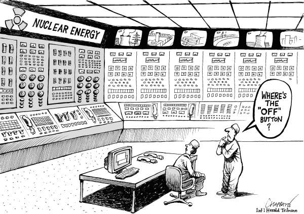 91330 600 GET RID of NUCLEAR ENERGY cartoons