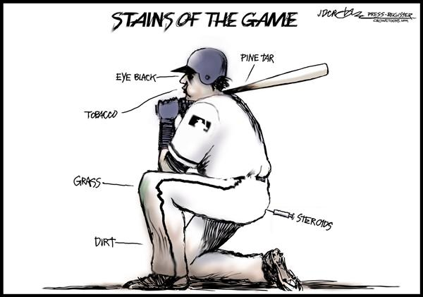 44829 600 Baseball Stains cartoons