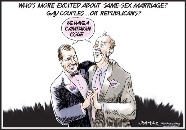 51040 600 Gay Marriage cartoons