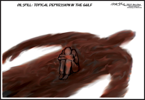 83816 600 Depression in the Gulf cartoons