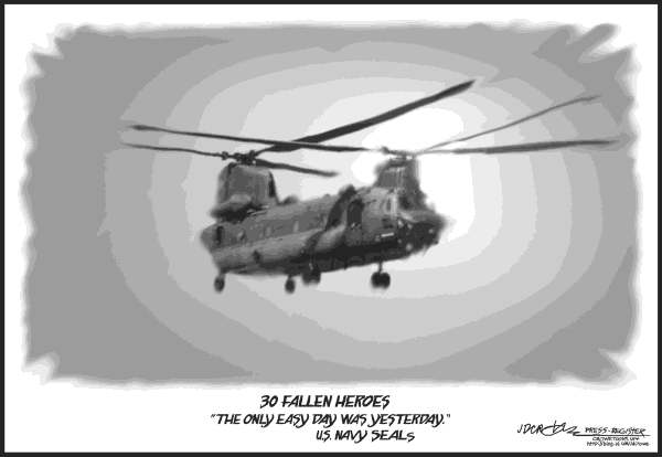 96600 600 Fallen troopsNavy SEALs cartoons