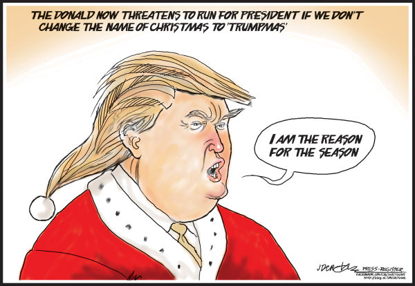 102957 600 Merry Trumpmas cartoons