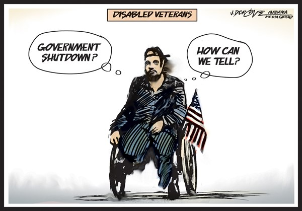 138684 600 Government shuts down on veterans cartoons