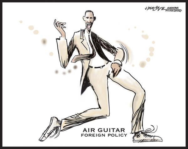 153198 600 Obama Air Guitar cartoons