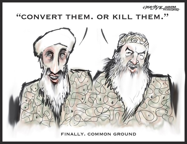 153244 600 Duck Dynasty foreign policy cartoons