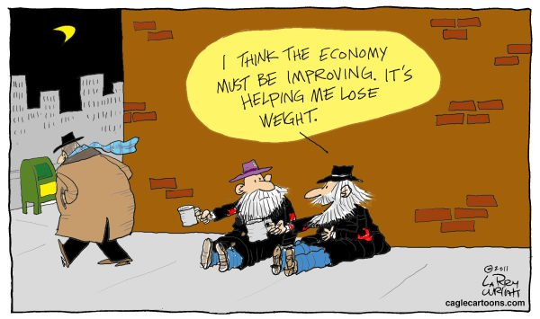 88176 600 Good Economy cartoons